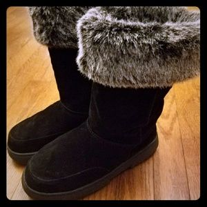Rampage winter/snow fur boots